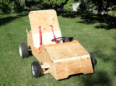 Plans For Building   Box Wood On Trailer