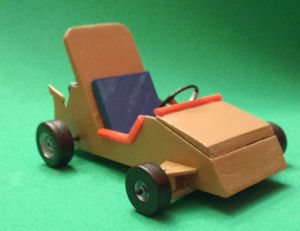 Wood Go Kart Project