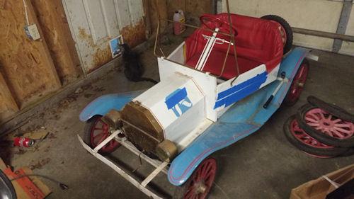 Go Kart Guru - Model T Style Go Karts