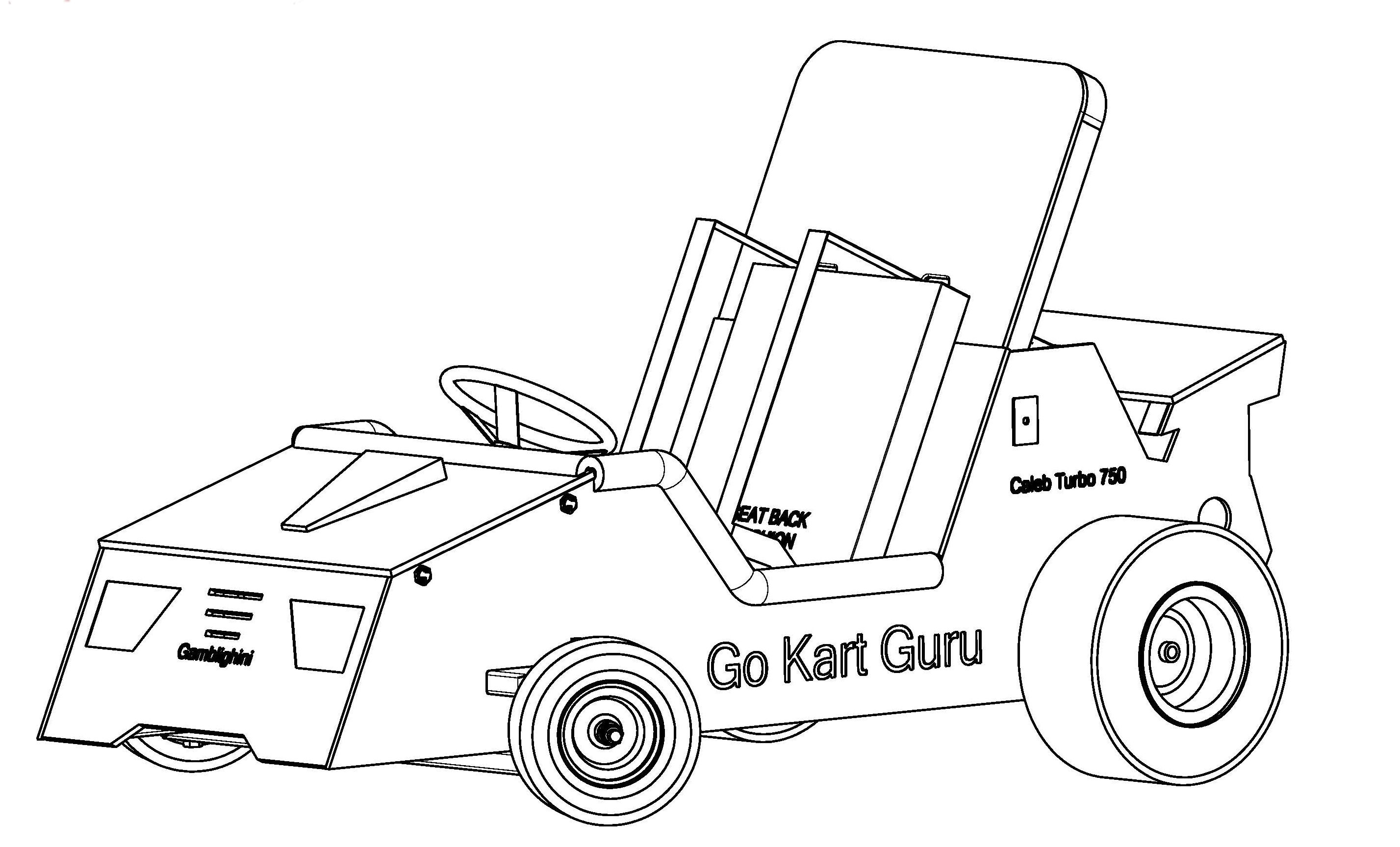 Go Kart Guru Wooden Go Kart Great Father And Son Weekend Project