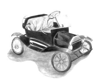 Model T GoKart